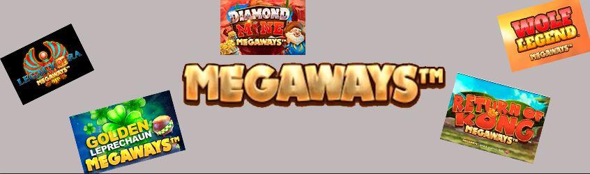 слоты megaways
