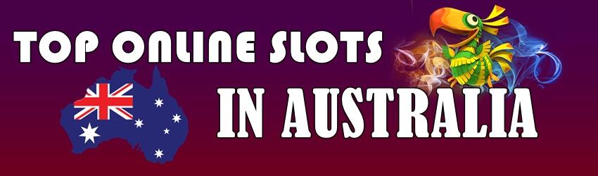 Top online slots in Australia