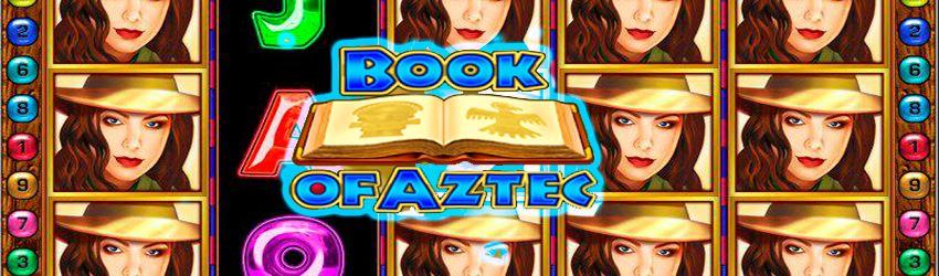 book of aztek slot