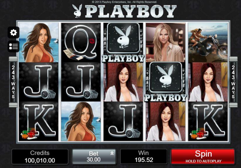 pokie playboy